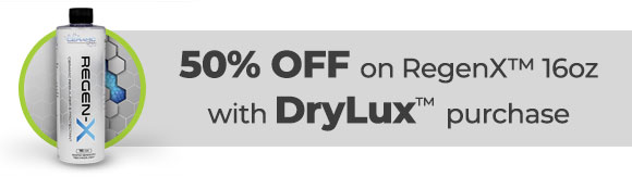 Ceramic DNA - RegenX 50% Off ith DryLux towel purchase
